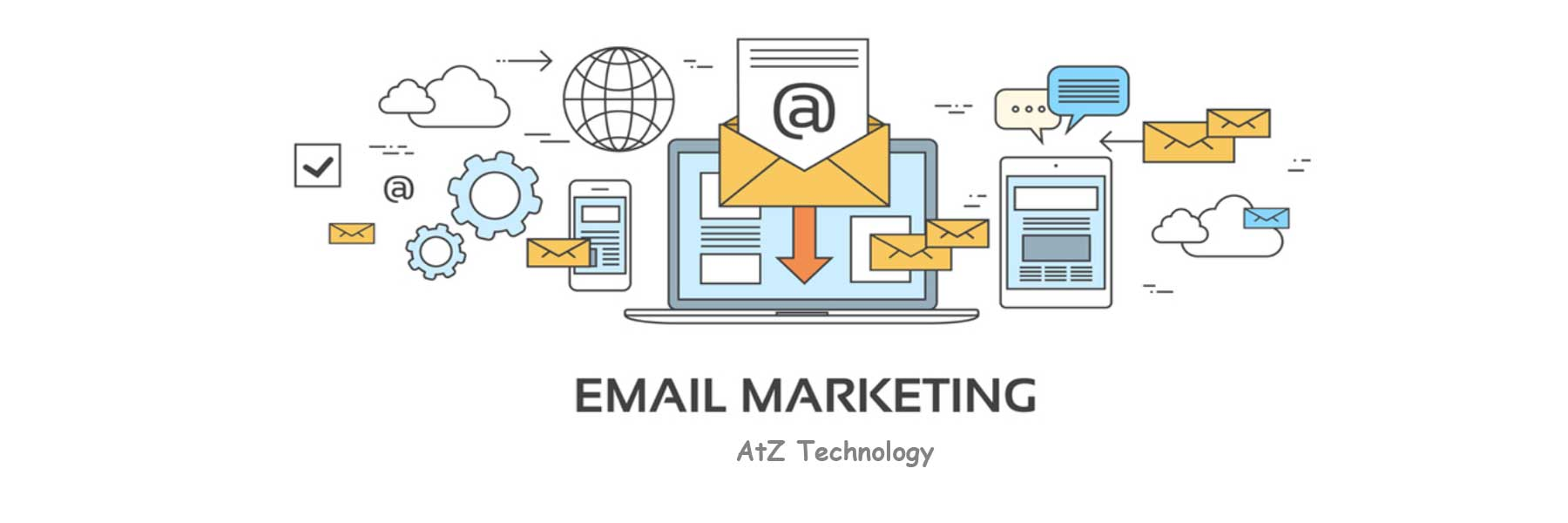 Email marketing aims at Grabbing the Attention