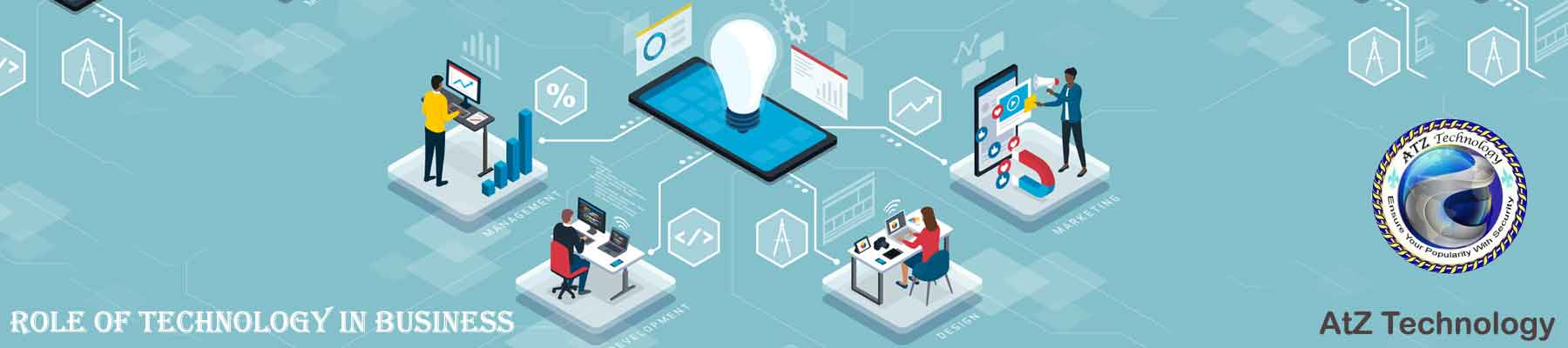 Role of Technology in Business