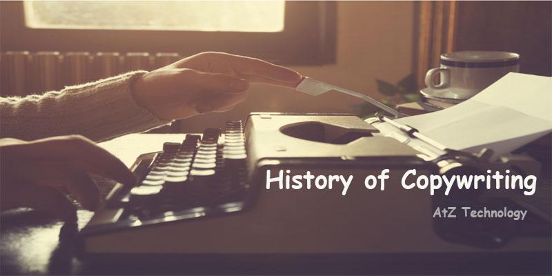 History of Copywriting