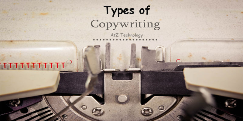 Types of Copywriting