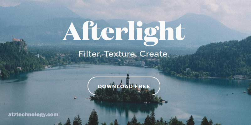 Afterlight  - Best Photo Editing Softwares 2021