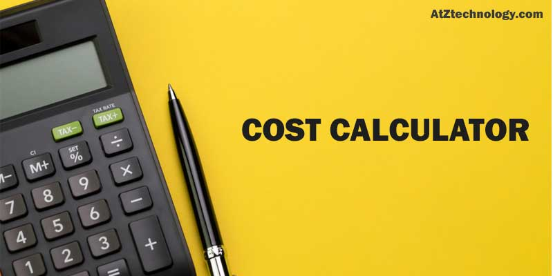 Cost Calculator - Small Business Website Design Cost