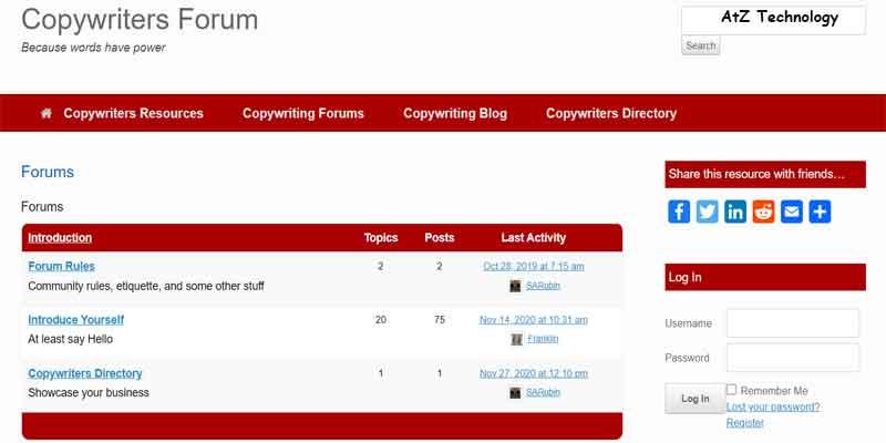 Warrior Forum | Copywriting Tools