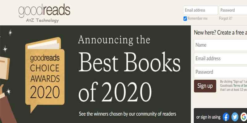 Goodreads | Copywriting Tools