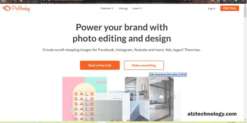 PicMonkey - Best Photo Editing Softwares 2021