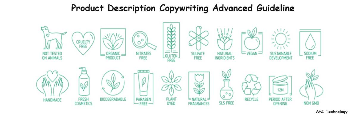Product Description Copywriting Advanced Guideline