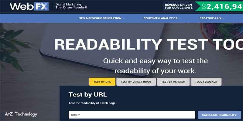 Readable | Copywriting Tools