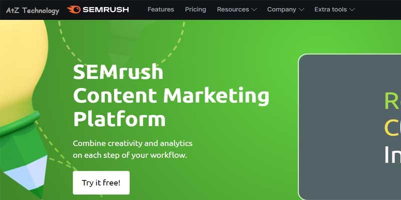 SEMrush | Copywriting Tools