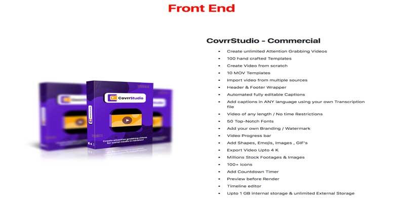 CovrrStudio review
