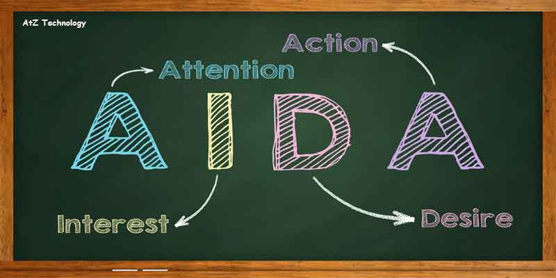 Follow The AIDA Copywriting Method