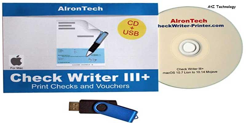 Check Writer III+