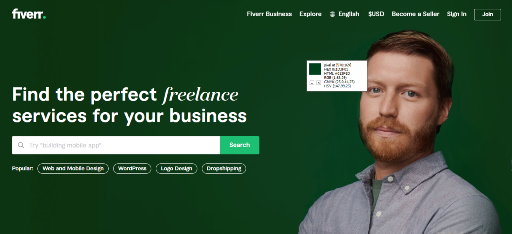 How to find a good Freelancer on Fiverr