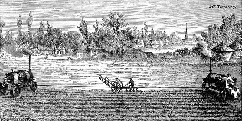 History of Agricultural Technology