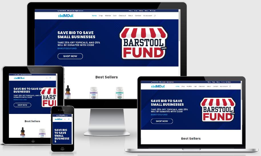 cbdmduk.org website design