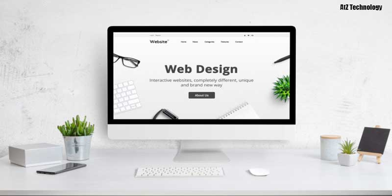 The window of Communication with a Website Design Company