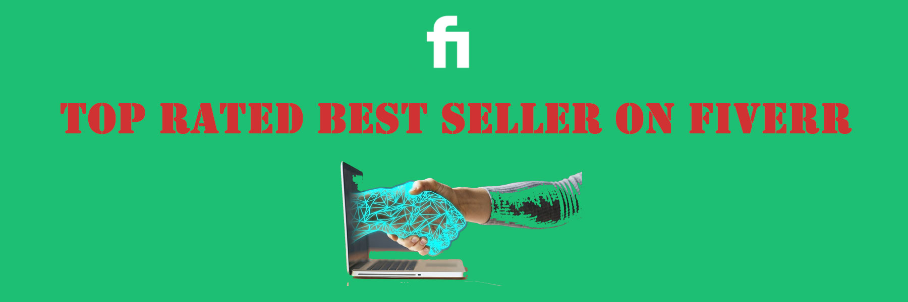 Top Rated Best Seller on Fiverr