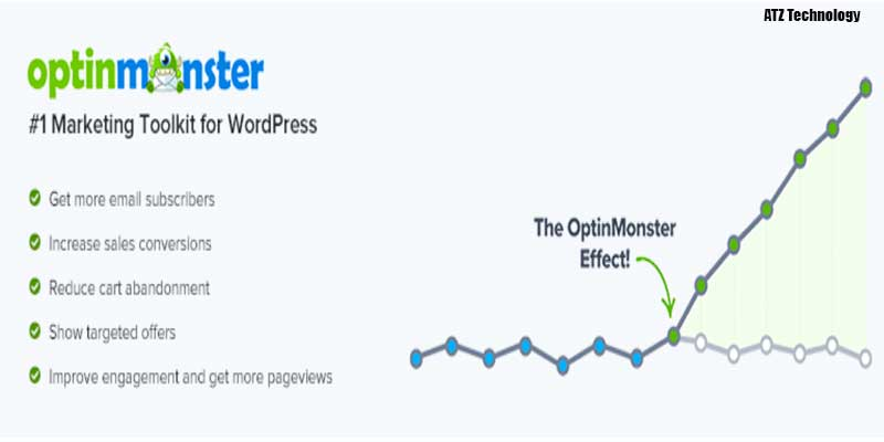 Marketing Toolkit by OptinMonster – Popups, Email Option Forms & Newsletter Subscribers