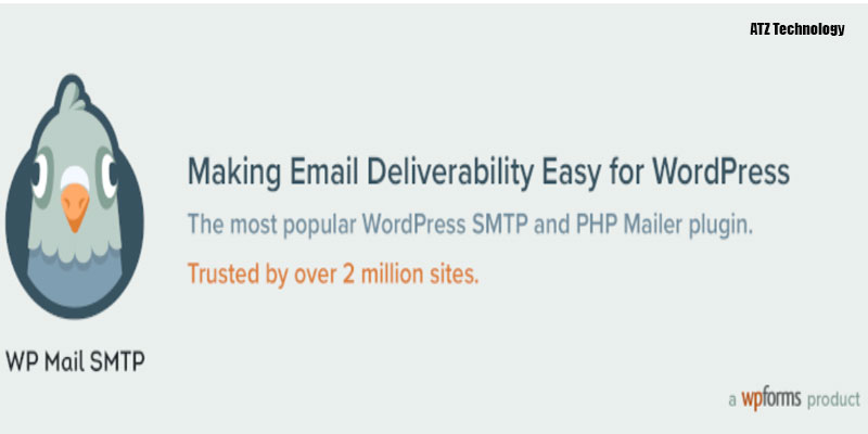 WP Mail SMTP by WPForms