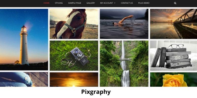 Pixgraphy
