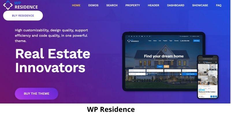 WP Residence
