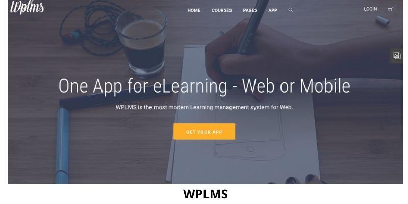 LMS WordPress Theme WPLMS