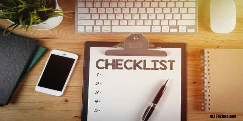 Website Security Checklist for eCommerce