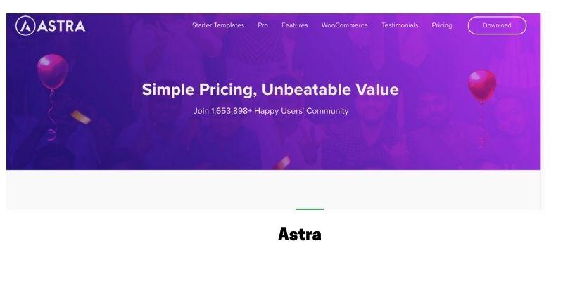 Astra: