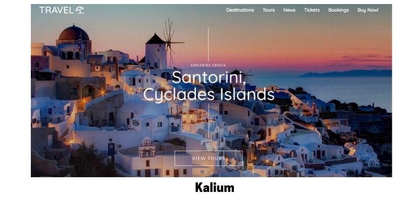Kalium: Best WordPress Theme for Law Firm Website