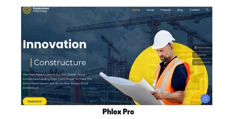 Phlox Pro: Best WordPress Theme for Elementor