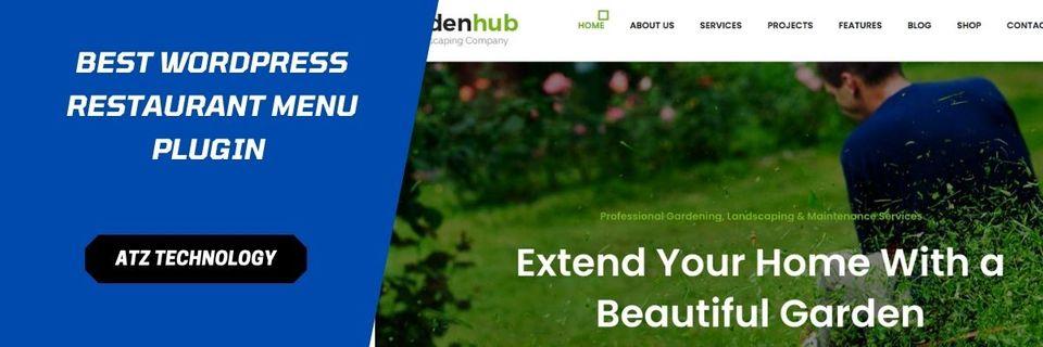 best lawn care WordPress theme
