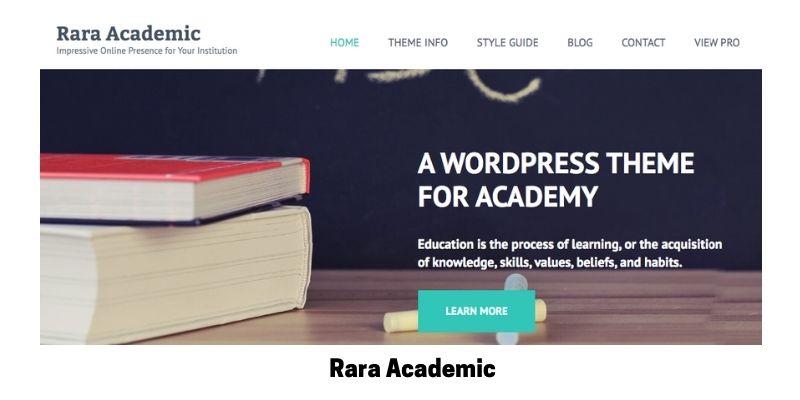 Rara Academic