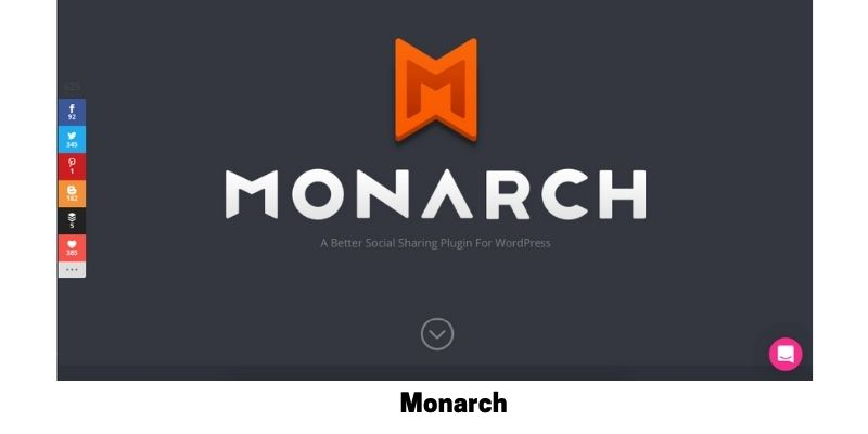 Monarch: Best Social Media Plugin for WordPress