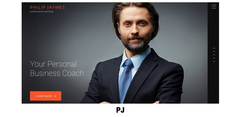 PJ: Best WordPress Themes for Life Coaches