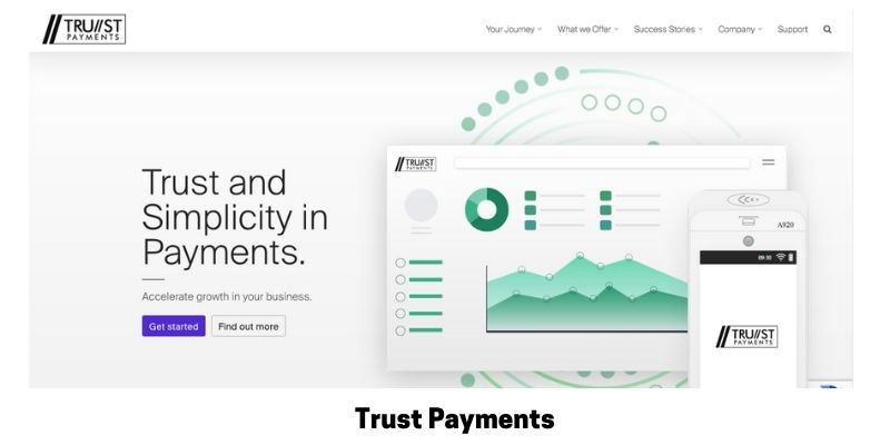 Trust Payments: Best CBD Payment Gateway in UK and Europe