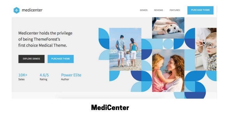 MediCenter: What is the Best Medical WordPress Theme
